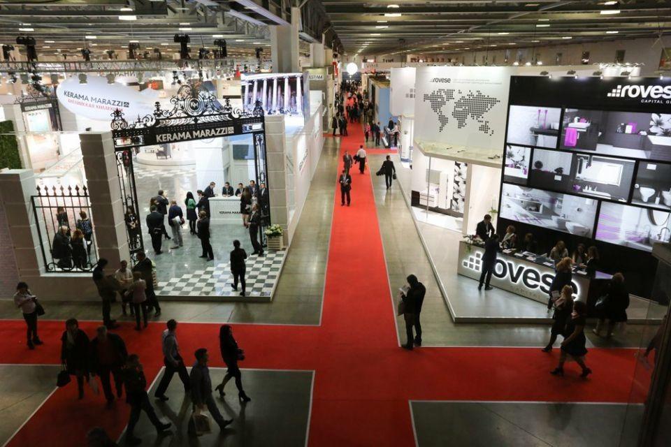Международная строительно интерьерная выставка batimat russia